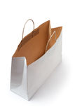 paper shopping bag Royalty Free Stock Photography