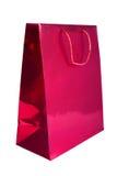 Paper shopping bag Stock Photo