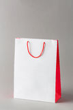Paper shopping bag Royalty Free Stock Image