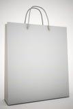 paper shopping för påse Royaltyfria Bilder