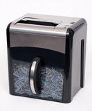 Paper shredder Stock Photography