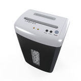 Paper Shredder Machine Royalty Free Stock Image