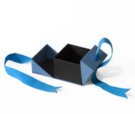 Paper small box Royalty Free Stock Images