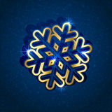 Paper Snowflake Royalty Free Stock Image