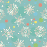 Paper snowflakes Royalty Free Stock Photos