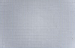 Paper with squares Royalty Free Stock Photography