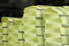 Paper stack Royalty Free Stock Photos