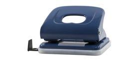 paper stansmaskin två för hål Royaltyfri Bild