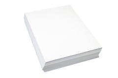 paper stapel Fotografering för Bildbyråer