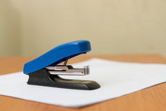 Paper stapler Royalty Free Stock Photo
