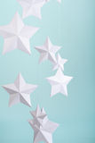 Paper Stars Stock Images