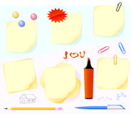 Paper and stationery Stock Images