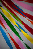 Paper Streaky Royalty Free Stock Image