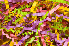 Paper streamers Royalty Free Stock Image