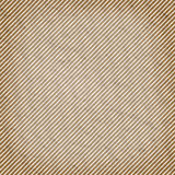 Paper with stripe pattern Royalty Free Stock Image