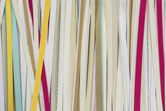 Paper stripes texture background Stock Image