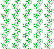 Paper stripes pattern Royalty Free Stock Photography