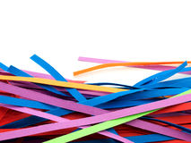 Paper Strips Stock Images