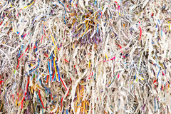 Paper strips Stock Photography