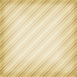 Paper with strips. Bright paper with cream and brown strips Stock Photography