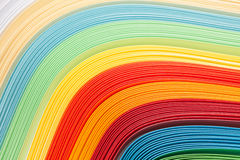 Paper strips Royalty Free Stock Image