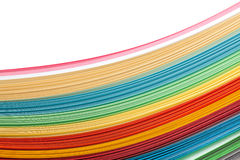 Paper strips Stock Photos