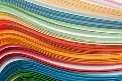 Paper strips royalty free stock photos
