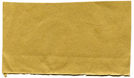 paper stycke Royaltyfri Fotografi