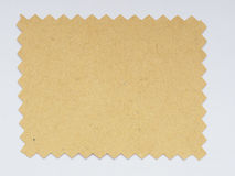 Paper swatch Royalty Free Stock Images