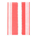 Paper swatch sample Royalty Free Stock Image