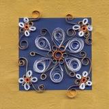 Paper swirls Stock Image
