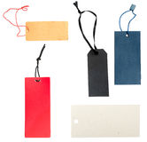 Paper Tags Stock Image