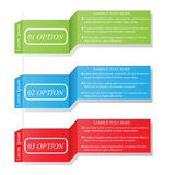 Paper tags Royalty Free Stock Photography