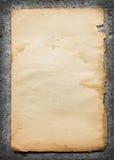 paper tappning Arkivbilder