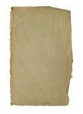 paper tappning Royaltyfri Foto