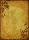 paper tappning royaltyfri illustrationer