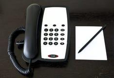 paper telefon Arkivbild