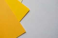 Paper texture. Coloured paper background for your text Stock Image
