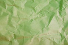 Paper Texture. Texture background crumpled brown paper and empty space for text Stock Images