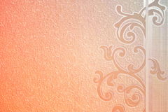 Paper texture background orange, pattern right. Paper texture background orange, design pattern right Stock Photography