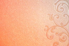 Paper texture background orange, pink, pattern right. Paper texture background orange, pink, design pattern right Royalty Free Stock Photography