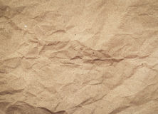 Paper texture - brown paper Stock Image