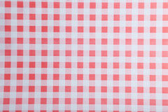 Paper texture in a checkered Royalty Free Stock Photos