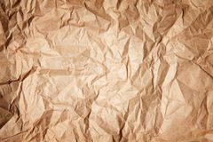 Paper texture of crumpled paper. royalty free stock photos