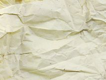 Paper texture  crumpled paper background Stock Photos