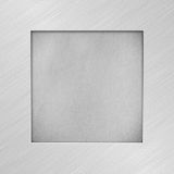 Paper texture on frame Royalty Free Stock Photos