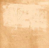 Paper texture with paint marks Stock Photos