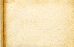 Paper texture. Vintage aged paper texture background royalty free stock photo