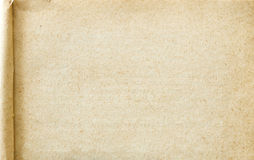 Paper texture. Vintage aged paper texture background Stock Photography