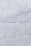 Paper texture. White paper sheet Royalty Free Stock Photo